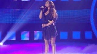 Helena Paparizou - An Isoun Agapi (Live @ Greek Idol)