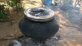 Indian MUSLIM Marriage BEST PULAO Prepared 200 People & Street food