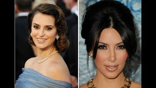 Hollywood Actress MMS Videos - Penelope Cruz, Angelina Jolie, Kim Kardashian And Many More