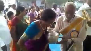 Vetapalem inauguration AIM for Seva
