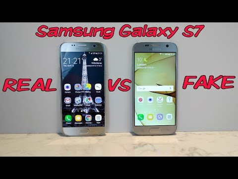 Download FAKE vs REAL Samsung Galaxy S7 - Don't get fooled into buying fake phones! free
