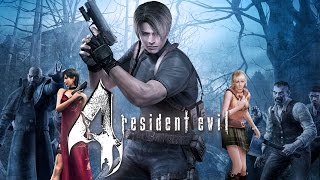 RESIDENT EVIL 4 Pelicula Completa Español HD Full Movie | Resident Evil 4 Ultimate HD (Game Movie)
