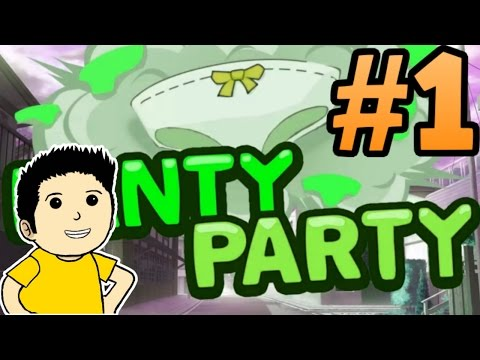 LOVE FOR GIRLS UNDERWEAR PANTSU! | Panty Party Gameplay - Part 1