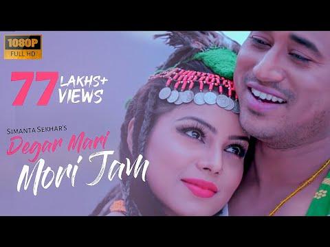 Xxx Mp4 Degar Mari Mori Jam Simanta Shekhar Preety Kongana Official Full Video Song Full HD 3gp Sex