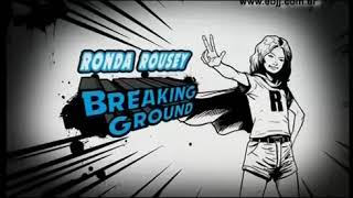 Documentary Ronda Rousey, judo, MMA and jiu jitsu