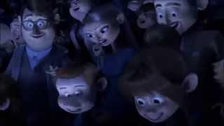 Madagascar 3 - Firework HD [1080p]