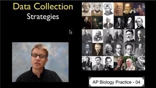 AP Biology Practice 4 - Data Collection Strategies