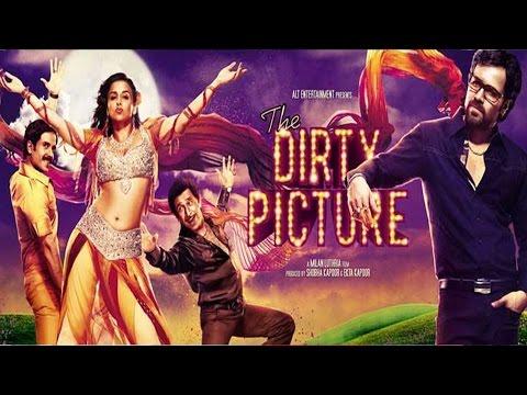 Vidya Balan's 'The Dirty Picture' Under The Censor - Scissor