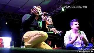Oscarcito Feat. Omar Acedo - Tu Eres Perfecta @ Sound Car, Maracaibo (2012)