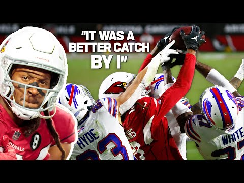 How Deandre Hopkins Shook the World With One Epic Catch