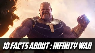 [हिन्दी] 10 Facts About Avengers: Infinity War In Hindi | Official Trailer | Full Movie 2019