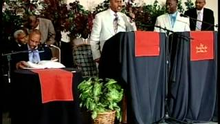 Pastor Gino Jennings Truth of God Broadcast 955-957 Part 1 of 2 Raw Footage!
