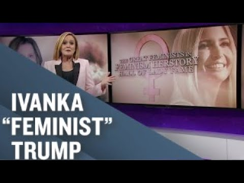 Heir to the White House Throne Full Frontal with Samantha Bee TBS
