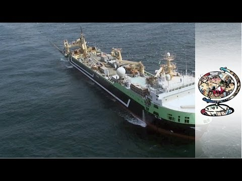 How Australia Impounded the World s Second Largest Fishing Trawler