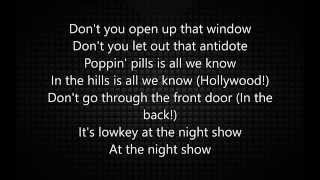 Travis Scott - Antidote (lyrics on screen) HD