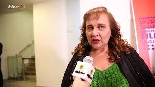 """ماجدة خير الله تكشف لـ""""مصراوي""""عن أفلام """"بانوراما الفيلم الأوروبي"""" التي ستشاهدها"""