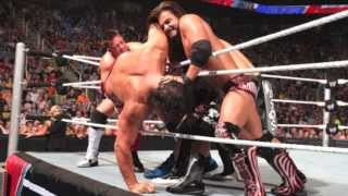 WWE Main Event 17/4/13 Review Greek