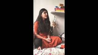 Aaj Din Chadeya Cover || By Anika Vidyarthi || Love Aaj Kal