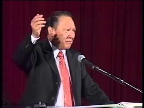 Pdt. Stephen Tong Dosa Nafsu Diri & Pencobaan