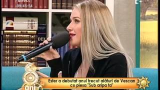 """Ester şi Phelipe au lansat melodia """"1000 de motive"""""""