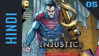 Injustice Gods Among Us Year 4 | Episode 05 | DC Comics in HINDI