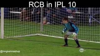 RCB condition in IPL 10... Funny video Must Watch