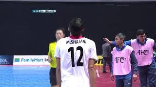 IR Iran 7-1 Uzbekistan (AFC Futsal Championship 2018: Semi-Finals)