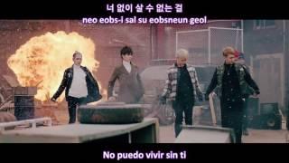 BTOB(비투비) - 기도(I'll be your man) - [Sub Español + Hangul + Rom] MV