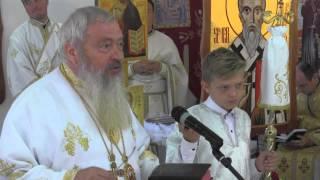 ÎPS Andrei Andreicuţ - Luptaţi pentru credinţa dată sfinţilor! (Cluj, 30 aug. 2014)