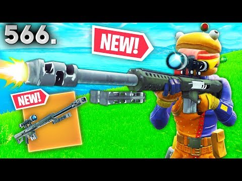 Xxx Mp4 NEW HEAVY SNIPER LEAKED GAMEPLAY Fortnite Funny WTF Fails And Daily Best Moments Ep 566 3gp Sex
