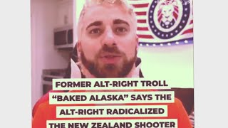 Baked Alaska Helping People Quit the AR? - Wild Smile
