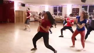Bom Diggy Vs Mi Gente | DJ KEVIN J REMIX | Dance Cover