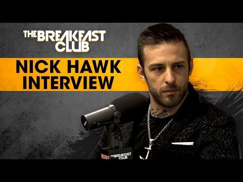 Nick Hawk Discusses Life As A Gigolo, Insuring His Penis For $1 Million, His New Book + More