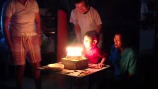 Happy Birthday lil Spiderman