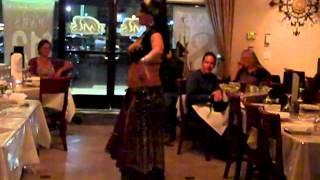 The Beautiful Kaotar Belly Dancing at Pars