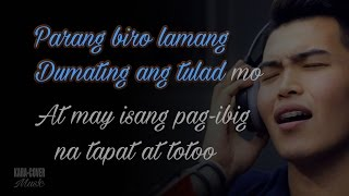 Daryl Ong cover of Ikaw Na Nga (Willie Revillame) with Color-Synced Lyrics