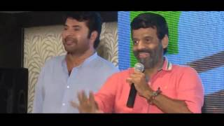 Balachandra Menon on Mammootty