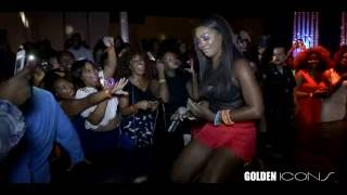Tiwa Savage - If I Start To Talk ft  Dr  Sid  Official Concert Video  - RED Tour USA - Houston