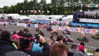 Ulster GP - 2016 Superbike Race 3