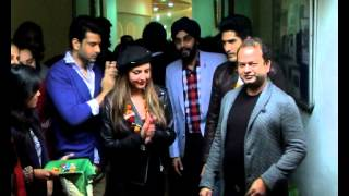 IMSNOIDA - Judges of MTV Roadies Visited IMSDIA