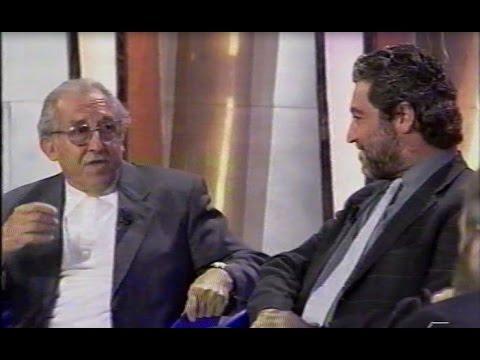 Gran Hermano 2000 Gustavo Bueno con Mercedes Milá