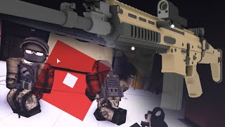 The Best Graphics on Roblox (Operation Scorpion)