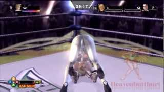 Rumble Roses XX Miss Spencer Ryona Destruction 5 (HD)