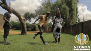 King Kong MC of Uganda, Seka Manala and Coax Dancing to