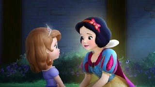 Sofia The First - The Enchanted Feast - Snow White Scene Norwegian