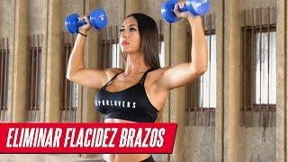 EJERCICIOS PARA ELIMINAR ROLLITOS Y TONIFICAR BRAZOS  | Sexy Arms Workout