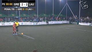 Copa Gaúcho Fut 7 (FINAL - Especial): LAU* 2 X 2 Grêmio