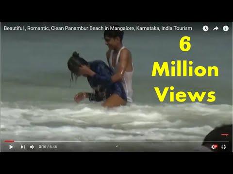 Xxx Mp4 Panambur Beach Beautiful Romantic Clean Mangalore Karnataka India Tourism 3gp Sex