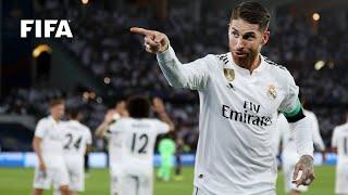 Real Madrid v Al Ain FC - MATCH 8