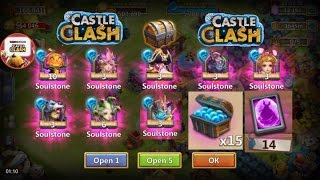 secret code generator castle clash